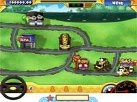 Gab Cab: Simulazione Di Taxi!