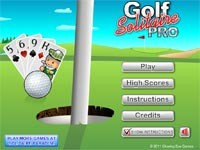 Golf Solitaire Pro