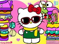 Hello Kitty Makeover