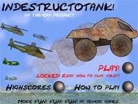Indestructo Tank