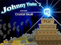 Johnny Finder E Il Teschio Di Cristallo
