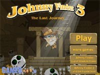 Johnny Finder 3: L'Ultimo Viaggio