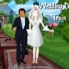 Wedding Dress Train: Matrimonio Sul Treno