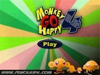 Monkey Go Happy 4: I Rebus E Le Scimmiette