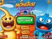 Monster Island: L'Isola Dei Mostri