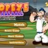 Popeye Baseball: Braccio Di Ferro Gioca A Baseball
