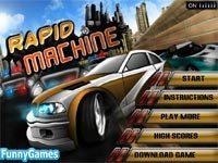 Rapid Machine: Corse E Inseguimenti