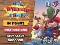 Super Dynamite Fishing