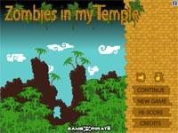 Zombies In My Temple: Il Tempio Dei Non Morti