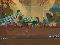 Alien Truck: Un Camion Spaziale