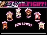 Celebrity Girl Fight