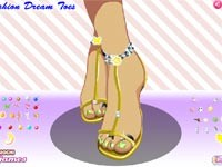 Fashion Dream Toes: Piedi Da Sogno