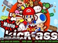 Mario Kick-Ass: Combatti Con Mario