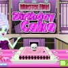 Monster High: Birthday Cake