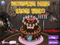 Monster High: Cake Deco