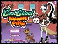 Monster High: Cool Ghoul