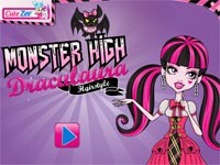 Monster High: Draculaura Hairstyle