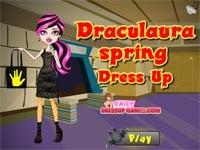 Monster High: Draculaura Spring Dress Up