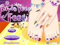 Style Your Feet: Dei Piedi Bellissimi