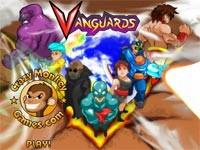 Vanguards: I Supereroi