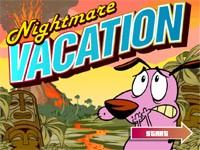 Leone Il Cane Fifone: Nightmare Vacation