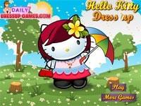Hello Kitty Dress Up