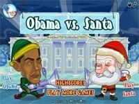 Obama Contro Babbo Natale