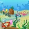 Spongebob Gara In Bici