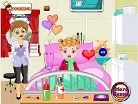 Cura La Bambina Dall'Influenza