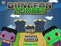 Uccidi Zombie Nelle Segrete