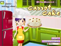 Cucina con sara torta di carote gioca giochi gratuiti - Giochi di cucina sara ...