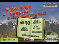 Roly Poly Cannon: Bloody Monsters